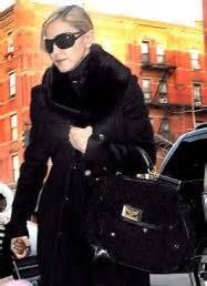Name Madonnas Bag by Dolce Gabbana Quot Miss Sicily Quot Bag Snob Essentials
