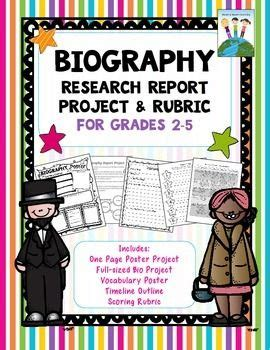 biography posters templates biography project creative and student on pinterest