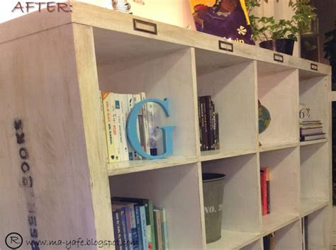 11 practical and chic diy ikea hacks for living rooms ikea expedit bookcase industrial chic makeover ikea