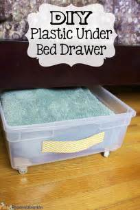 Creative Ideas For Home Interior by Creative Under Bed Storage Ideas The Idea Room