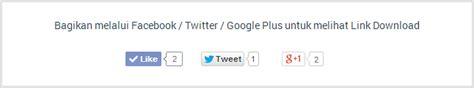 membuat tombol link php cara membuat tombol share untuk melihat link download