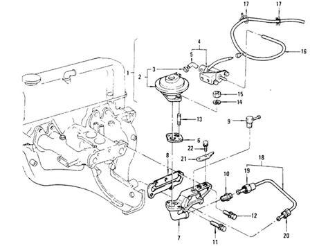Datsun 620 Parts by Datsun 620 Egr Parts L18