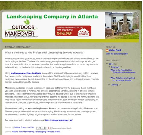 what is the need to hire professional landscaping services