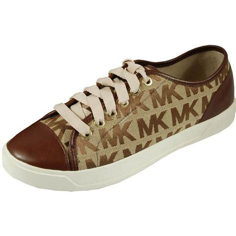 mk shoes michael kors s mk city sneakers shoes apparel