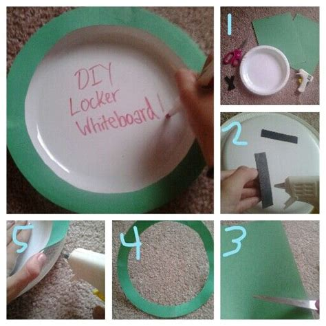 how to make locker decorations at home diy locker whiteboard back to school pinterest diy