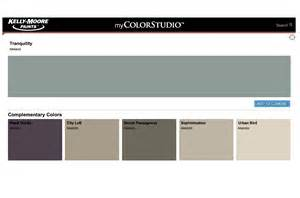 kelly moore color chart