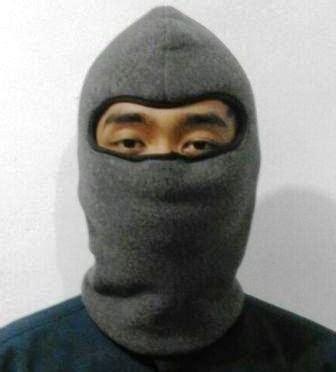 Masker Apd masker cold storage spesialis jaket cold storage