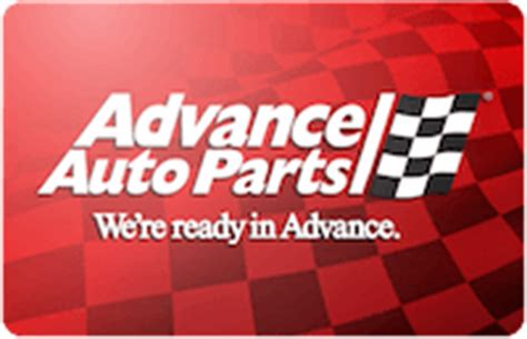 Advance Auto Gift Card - cardcash 30 off advance auto gift cards at cardcash com