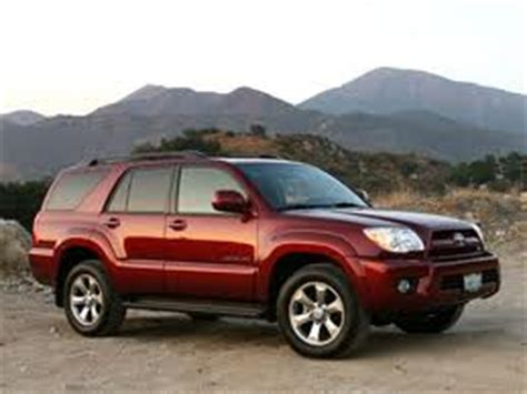 auto repair manual online 2006 toyota 4runner seat position control toyota 4runner 2007 2008 service repair manual