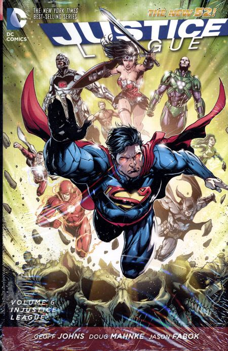 justice league hc vol 1401263410 justice league hc vol 06 injustice league n52 discount comic book service