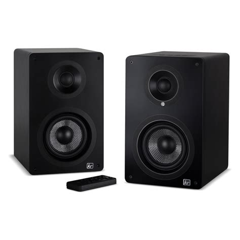 parallax bookshelf speakers wireless home audio