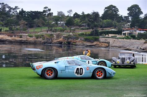 68 ford gt40 1968 ford gt40 at the pebble concours d elegance
