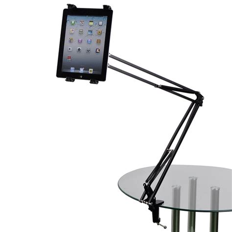 Universal Extend Retract Desk Table Bed Tablet Mount