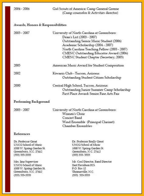 Resume Sle For Ece Resume Education Format Early Childhood Education Resume Sles Sle Resumes Resume For A