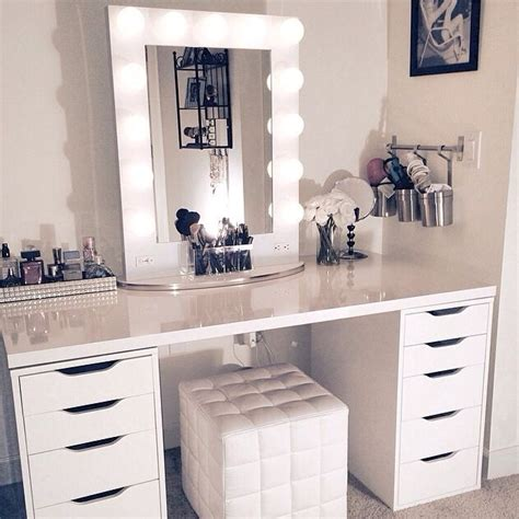 13 Fun Diy Makeup Organizer Ideas For Proper Storage Diy Diy Makeup Vanity Desk