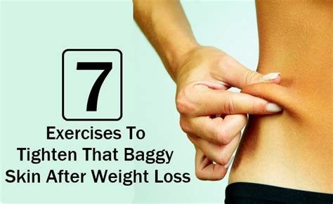 7 exercises to tighten that baggy skin after weight loss bodybuilding estore