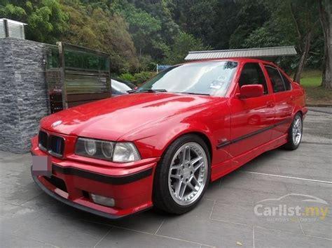 bmw     kuala lumpur automatic sedan red