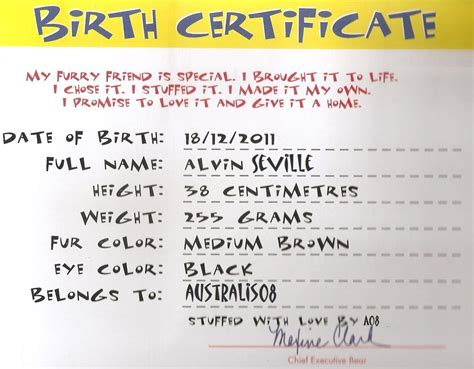 build a birth certificate template alvin s build a birth certificate by qalaxybutt on