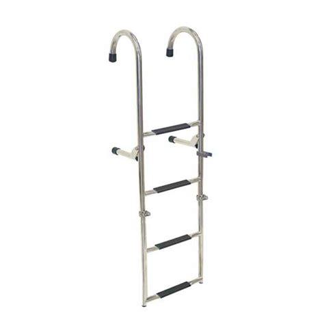 boat ladder west marine west marine gunwale mount ladders west marine
