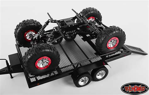 Traxxas 3mm Locking Nuts Rc Cars Truck E Revo Slash Stede Sum bigdog 1 8 dual axle scale car truck trailer