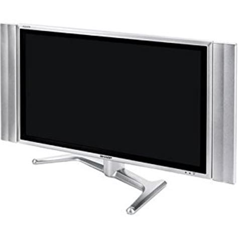 Tv Aquos 32 Inch sharp aquos lc 32g4u 32 inch flat panel lcd tv silver electronics