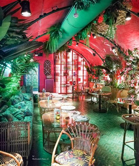 rum club utrecht cocktail bar restaurant oudegracht