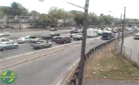 Garden State Parkway Crash by 7 Car Crash On Garden State Parkway Injures 4 Jams
