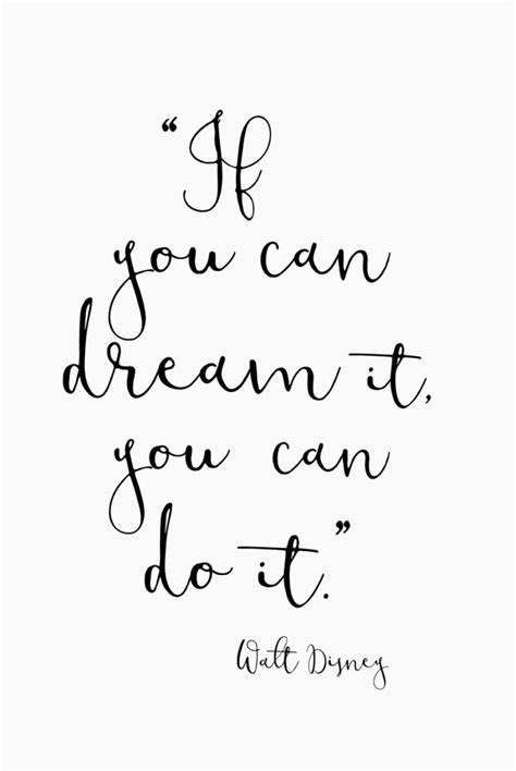 printable dream quotes only best 25 ideas about walt disney quotes on pinterest