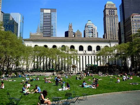 openbare toiletten new york week 14 parken bryant park new york in 40 dates