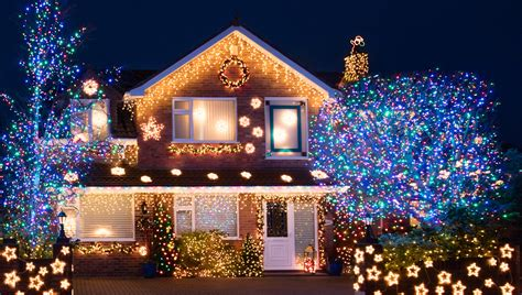easy christmas light ideas outdoor stunning easy