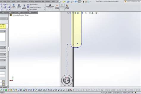 solidworks tutorial yt tutorial how to sketch a cosine wave in solidworks 2014