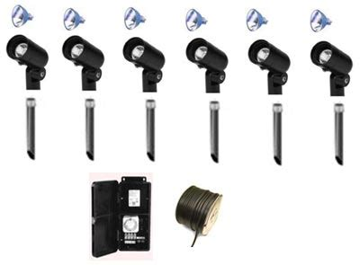Residential Lights Commercial Light Fixtures Industrial 12 Volt Outdoor Lighting Kits