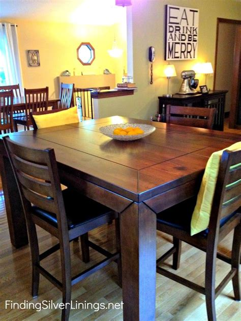 kitchen table sets bar height 17 best dining set images on counter height