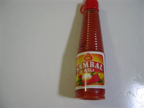 Jempol Sambal Asli 600 Ml bakul indonesia products sauce and