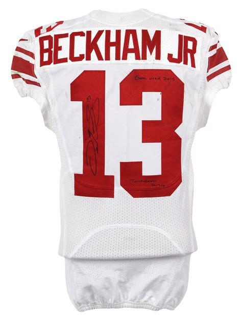 Odell Beckham Giants Jersey
