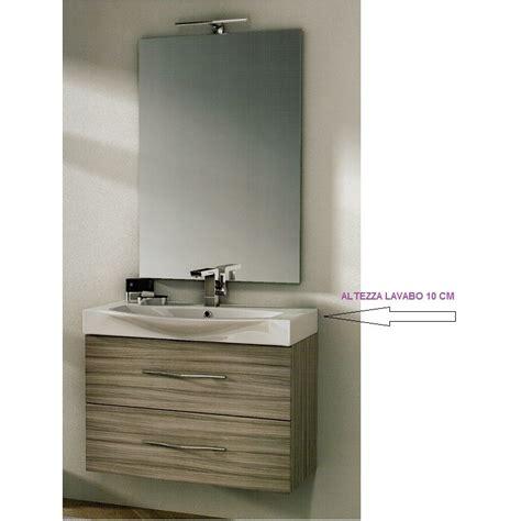 mobile da bagno sospeso baden haus mobile da bagno sospeso new york larice da 105 cm
