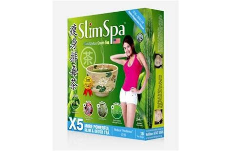 Slim Me 1 Detox Tea by There Are No Just Lazy Ones Slim Spa Slim