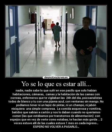 Amo Hospital Detox by Im 225 Genes Y Carteles De Psiquiatrico Pag 3 Desmotivaciones