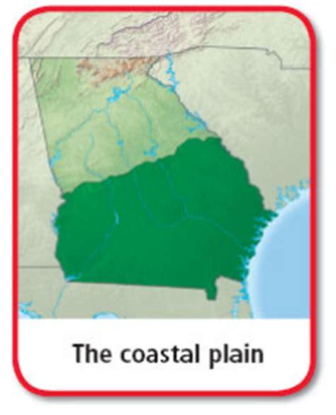 coastal plain 3rd grade