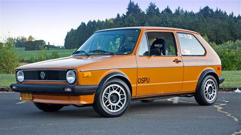 volkswagen rabbit 1977 volkswagen rabbit track day car for sale sold dan