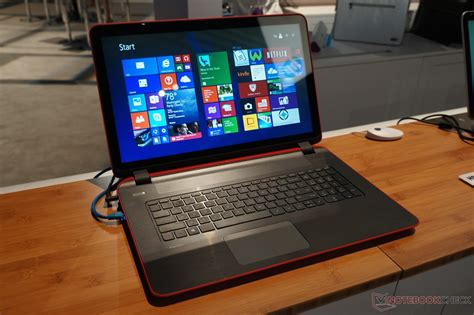 best notebook 2014 hp pavilion 2014 notebooks on notebookcheck net news
