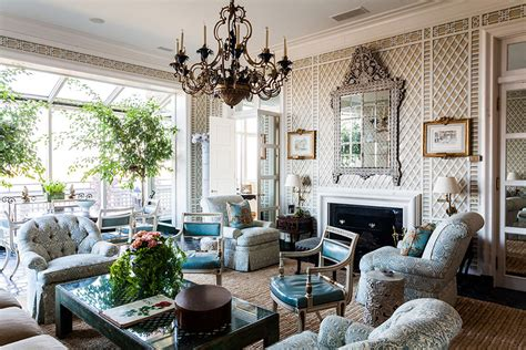 tory burch home decor spotlight on parish hadley interiors tory daily