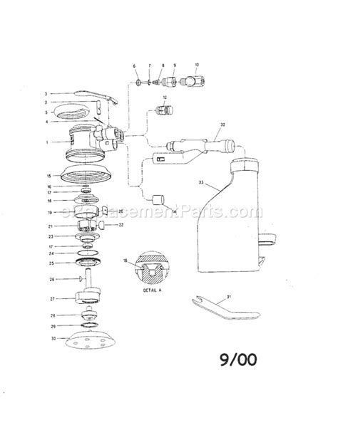 Craftsman 23519906 Parts List And Diagram