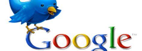 google google twitter c 243 mo escribir para personas y que a google le guste