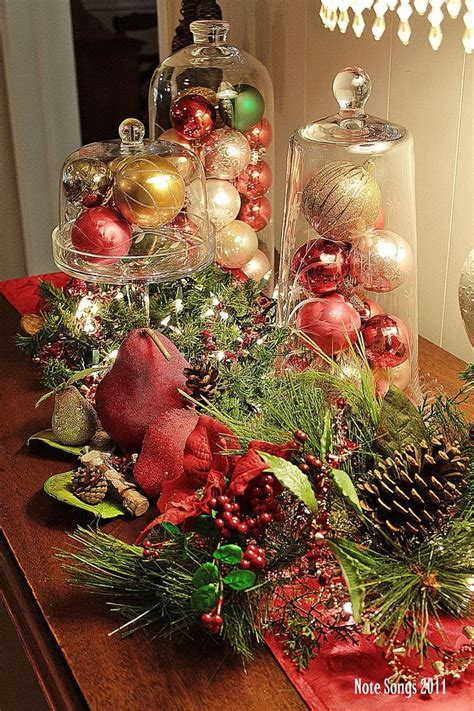 christmas table decorations to make at home 50 stunning christmas table settings table decorations