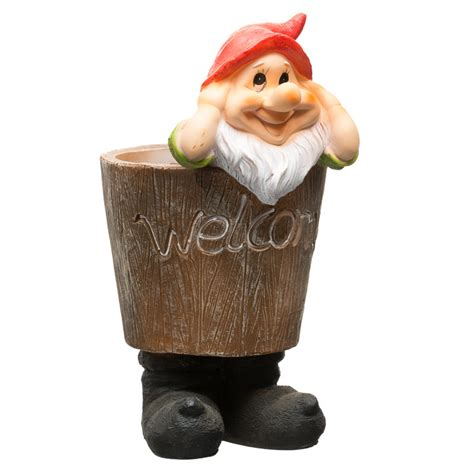 Gnome Planter by B M