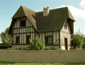 fichier maison normande jpg wikip 233 dia