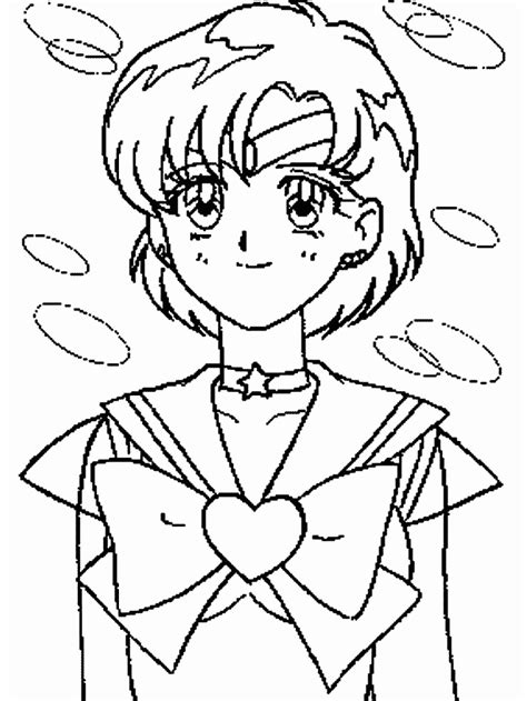 sailor saturn coloring pages az coloring pages