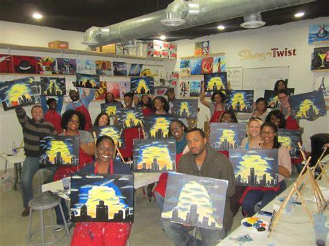 paint with a twist detroit mi what we do detroit professionals