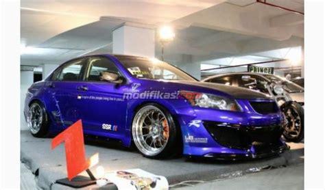 Spion Mobil Sedan Timor honda all new accord modifikasi biru 2008